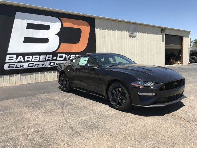 2018 Ford Mustang Gt Premium In Elk City Ok Oklahoma City Ford